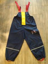 Pogumované kalhoty do mokra, lupilu,98
