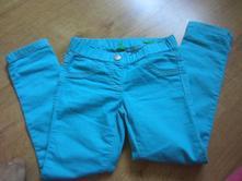 Strečové džínové kalhoty, , benetton,122