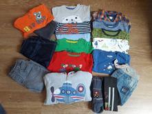 Set oblečení chlapec vel. 86 /jarní, podzimní/,