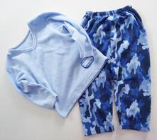 Flísové pyžamko, primark,98