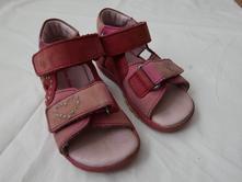Dětské sandály - vel. 23 (1669), bären-schuhe,23