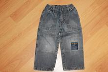 Kalhoty džíny logg, modré - vel. 98, l.o.g.g.,98