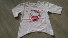 Bavlněné tričko s hello kitty, sanrio,62
