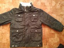Kabátek klučičí, h&m,110
