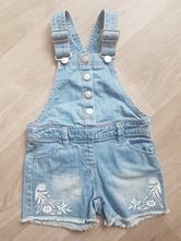 Riflové šortky s laclem, c&a,92