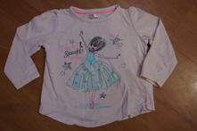 Bavlněné tričko, pepco,98