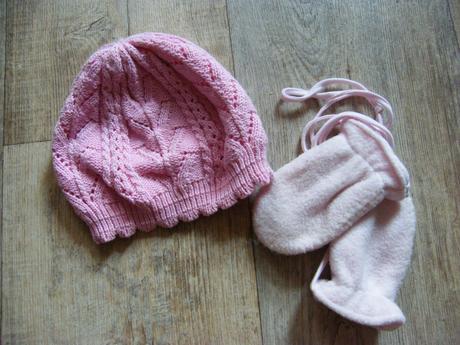 Čepice a rukavice, kik,74