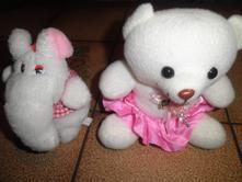 Slon a medvěd,