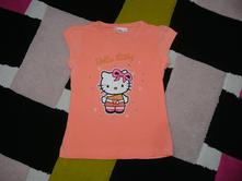 Tričko hello kitty, sanrio,128