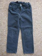 Manžestrové kalhoty, h&m,110