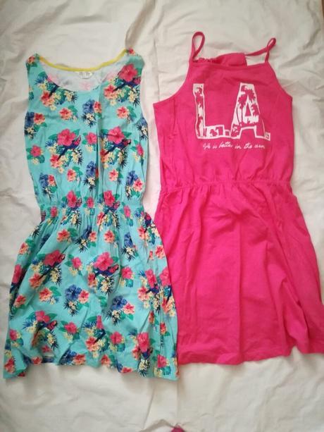 Letní šaty, 152
