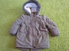 Dívčí zimní bunda m&s v. 86, marks & spencer,86