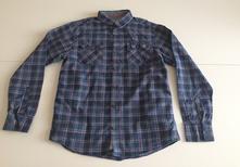 Bavlněná košile kostky dl. r., debenhams,152