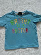 Tričko s nápisem, next,74
