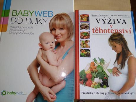 Výživa v těhotenství a babyweb do ruky,