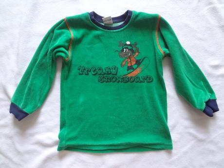 Semišová mikina, 98