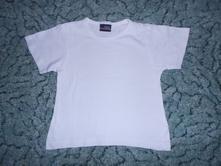 Čistě bílé tričko, next,86