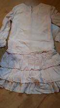 Krásné starorůžové jemné šaty od zary, zara,128