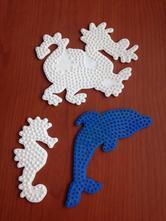 Podlozky pro zazehlovaci koralky ,