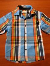 Chlapecká bavlněná košile vel 116-122, marks & spencer,122