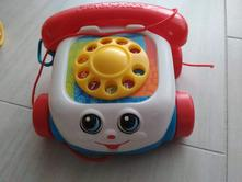 Fisher price telefon,