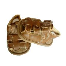 Capáčkové sandálky, george,<17