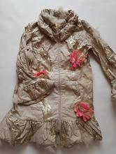 Zajímavý jarní kabát, 128