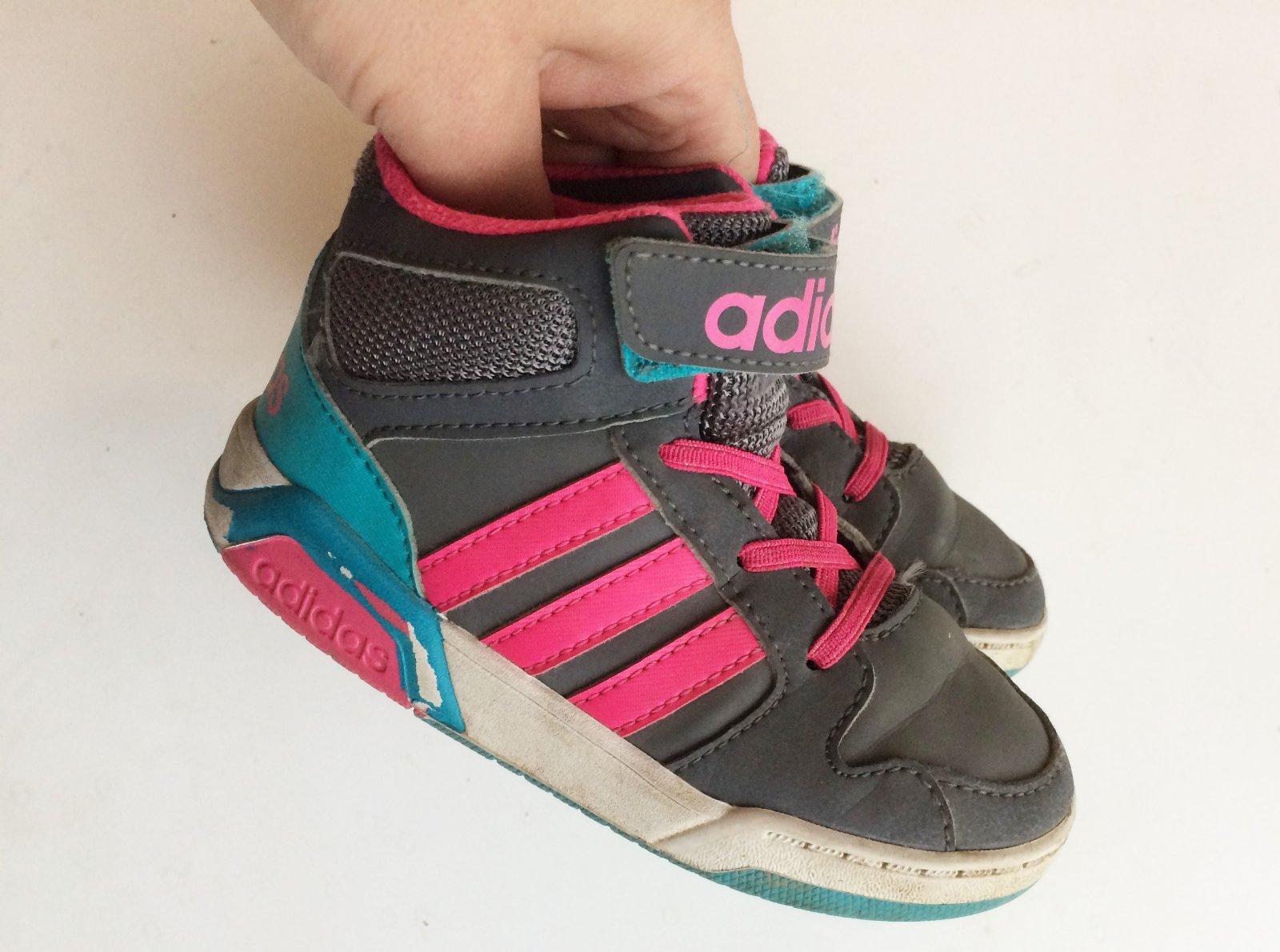 Kotníkové tenisky adidas č.2 110 3eb470b925c