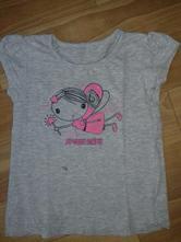 Tričko s vílou, girl2girl,98
