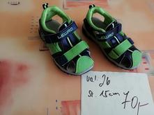 Sandálky, 26