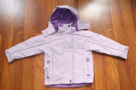 Zimní/lyžařská bunda, marks & spencer,116