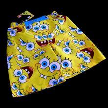 Šortky, plavky, spongebob,kra-0041, 104 / 110 / 116 / 128