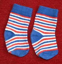 B1 ponožky, 20