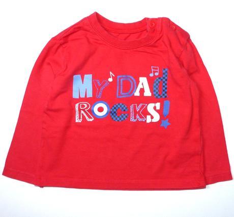 Bavlněné tričko s nápisem, f&f,86
