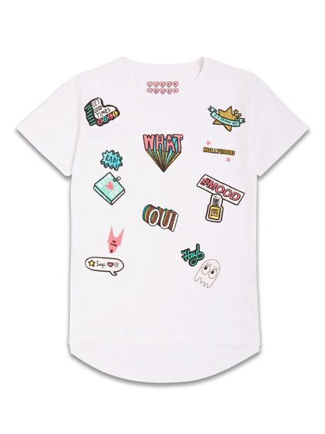 Tričko nášivky, 134 - 164