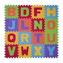 Pěnové puzzle baby ono - písmena - 16ks,