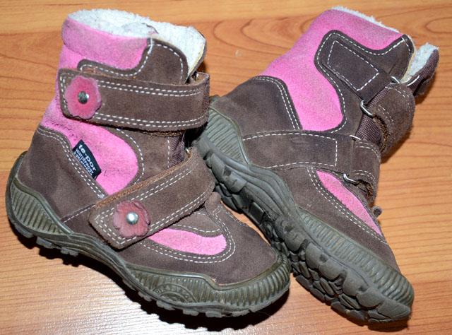 Zobraz celé podmínky. Zimní boty s membránou 008b412f90