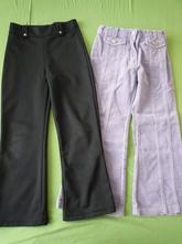Kalhoty pro dívku velk. 110, adams,110
