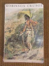 V136     kniha robinson crusoe vydání z roku 1983,,