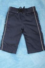 Sportovní kalhoty (tepláky) podšité bavlnou, 74