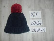 Zimní čepice , f&f,80