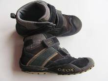 Kožená sportovní obuv č.567x, geox,34