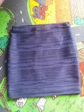 Fialová sukně , amisu,xs