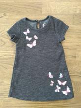 Šaty s motýlky, young dimension,92