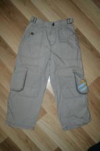 Plátěné kalhoty vel 116, h&m,116