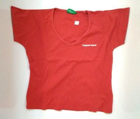 M285 - červené tričko las vegas, m