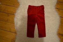 Manžestrové kalhoty skinny next, vel. 80, next,80