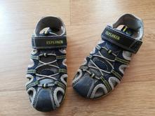 Sandálky vnitřní stélka 21,5 cm, 33