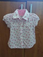 Dívčí košile, h&m,74