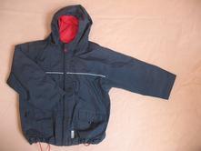Jarní / podzimní bunda s kapucí, 104